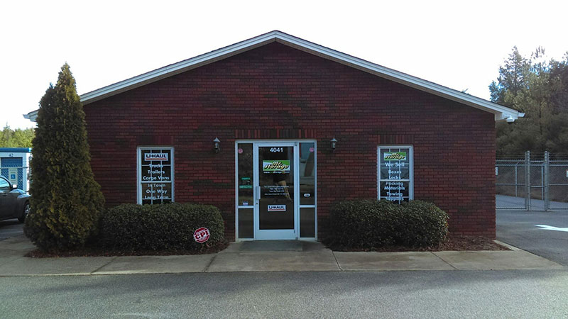 Mr Storage Midland Offers Secure Self Storage Units